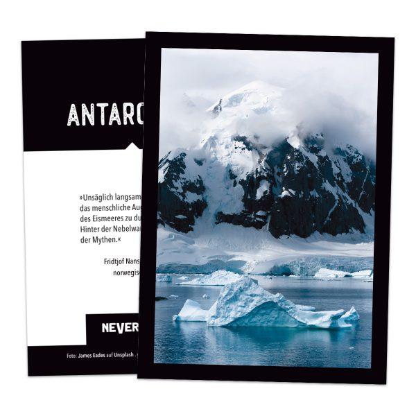 Race Goodie - Neverrace Antarctica