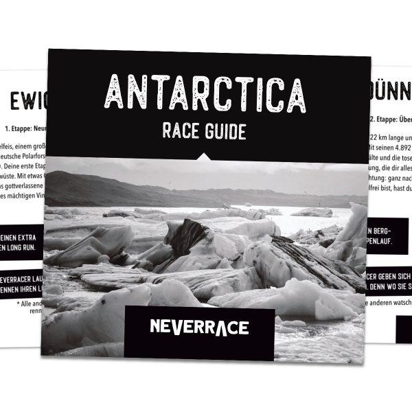 Race Guide - Neverrace Antarctica