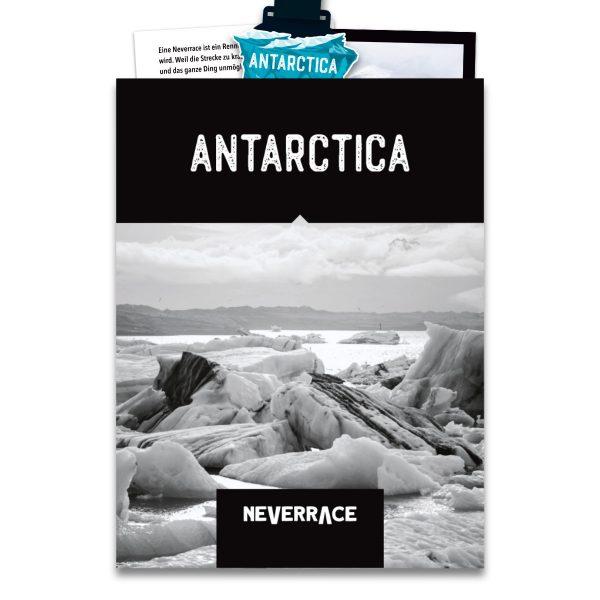 Schutzhülle - Neverrace Antarctica