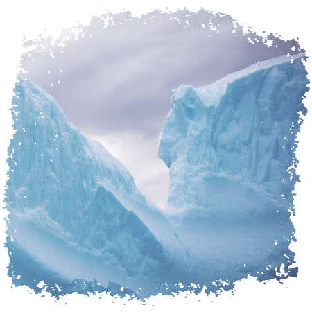 Eiswüste Antarktis - Neverrace Antarctica