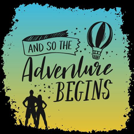 Neverrace Abenteuer beginnt
